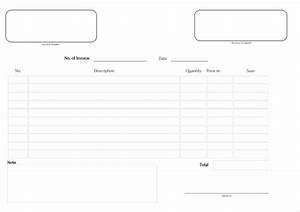 free fillable invoice template hardhostinfo With fillable invoice form