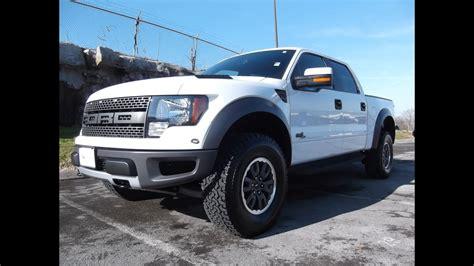 Sold!! 2011 Ford Svt Raptor Supercrew Oxford White 17k 6