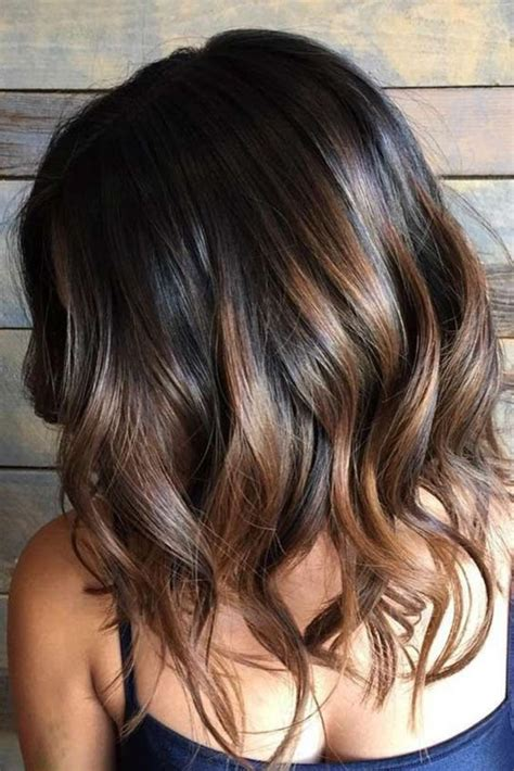 hair coloring ideas   curled ends bob hairstyle