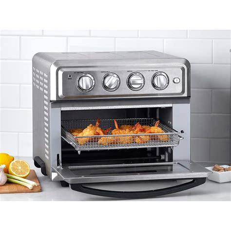 fryer oven cuisinart air toaster sportys