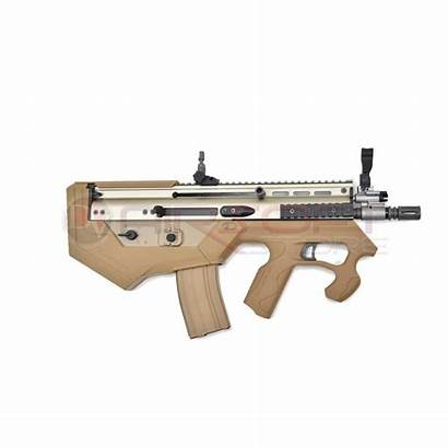 Scar Bullpup Gas Sru Bk Copy Tan