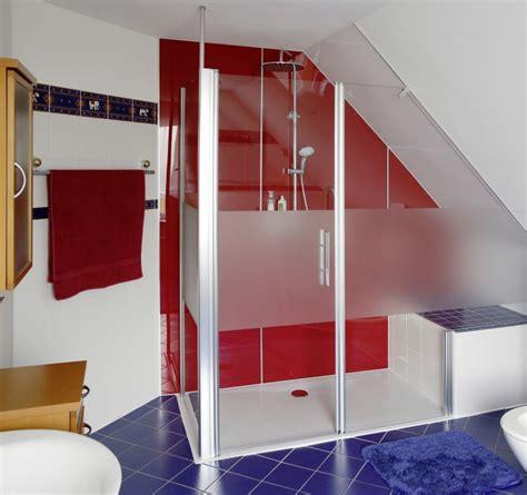 Dusche In Der Dachschräge by Dusche Modern Dusche Unter Dachschr 228 Ge Und Badgestalten