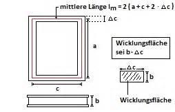Wicklung Berechnen : lagenwicklung beim drehspulinstrument ~ Themetempest.com Abrechnung