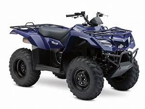 2012 Suzuki KingQuad 400ASi ATV pictures