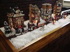 Christmas Village Asmr