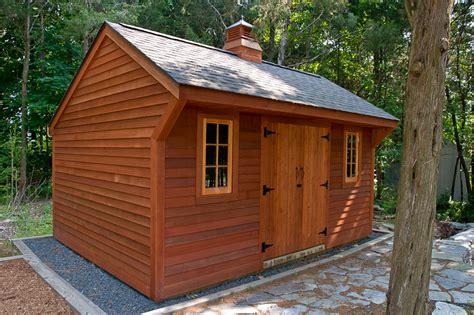 a tool shed hill cedar garden sheds