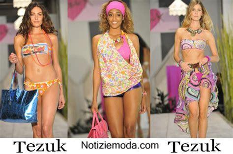 Costumi Da Bagno Tezuk by Abbigliamento Tezuk Moda Mare 2015 Accessori