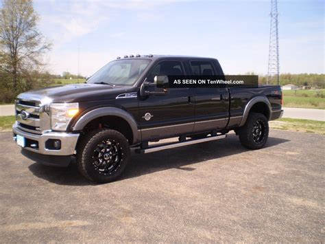 Ford F250 Diesel Mpg by 2007 Ford F250 Duty Diesel Mpg
