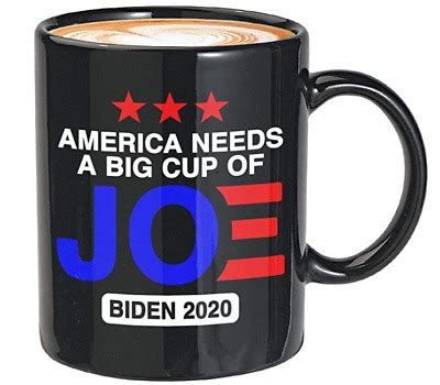 The mug is battery powered, which means you need to eventually plug it in to charge it. America Needs A Big Cup Of Joe Biden 2020 President Coffee Mug 11oz 15oz Gift | eBay