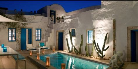 plan chambre d hotel une sélection de gîtes et maisons d 39 hôtes en tunisie pour
