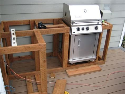 kitchen island makeover 25 best grill station ideas on backyard patio