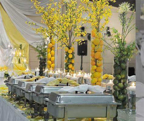 buffet decoration ideas rozzi s catering continental ballroom kokomo indiana