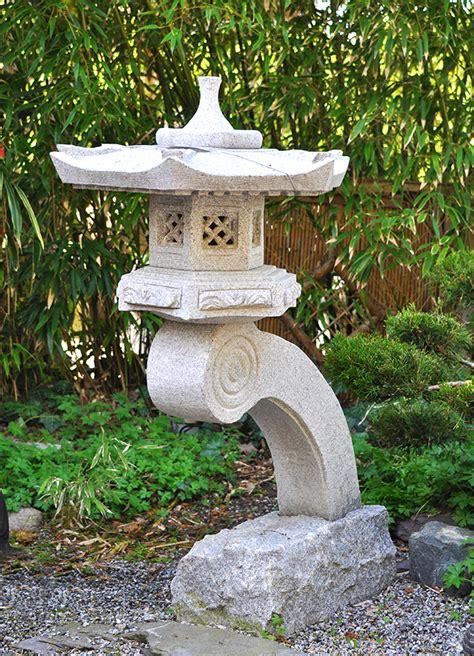 Japanische Gärten Zubehör by Steinlaterne Rankei Japanische Steinlaternen