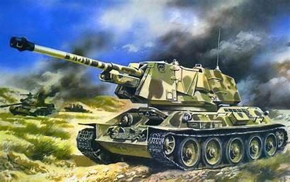 Tank Army Military Tanks Painting Desktop Panzer