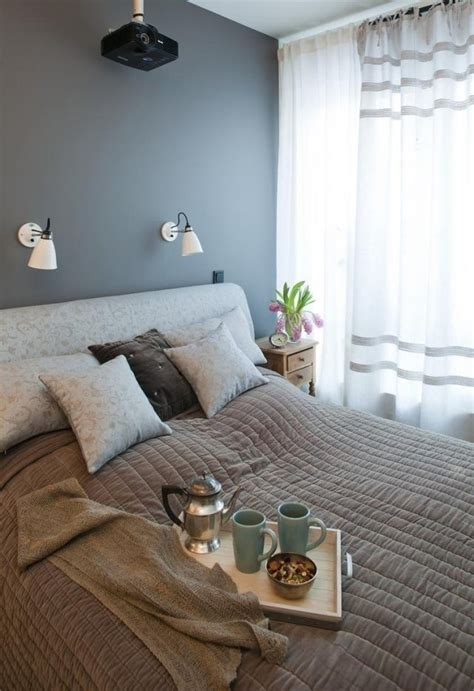 deco chambre adulte bleu peinture murale quelle couleur choisir chambre à coucher
