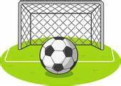 Clip Art of goalpost, net, sports equipment, sports ...