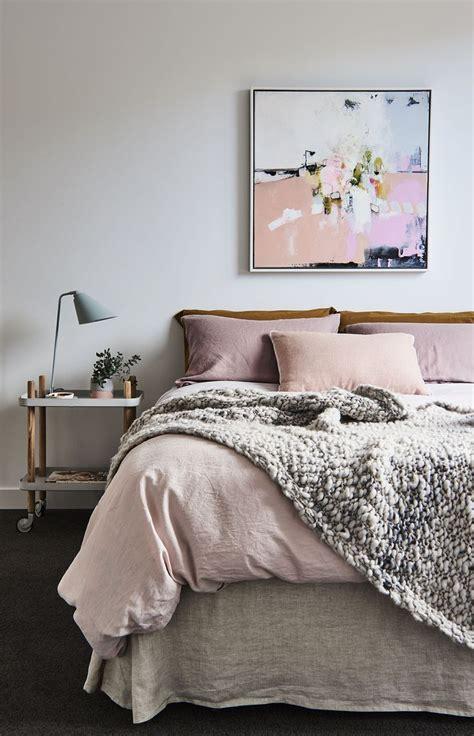 furniture bedrooms blush grey decor object