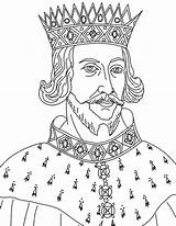 King Henry Coloring Pages Ii sketch template