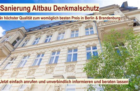 Zweifamilienhaus Sanierung Eines Altbaus by Sanierung Altbau Mehrfamilienhaus Berlin Sanierungsarbeit