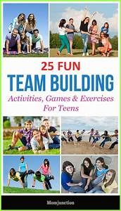 Teen Team Building Exercises - Latinas Sexy Pics