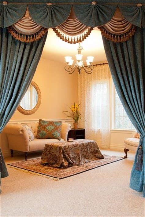 celuce blue salon swag valances curtain drapes