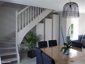 Amenager Sous Escalier : id es d co pour relooker son escalier elle d coration ~ Voncanada.com Idées de Décoration