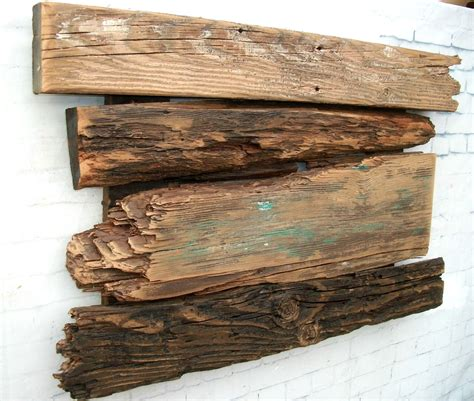 wood plank decor barnwood wall art rustic decor reclaimed wood sculpture ebay