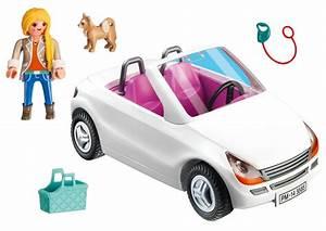 Voiture Cabriolet 4 Places : playmobil city life 5585 pas cher voiture cabriolet ~ Gottalentnigeria.com Avis de Voitures
