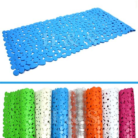 non skid shower mat high quality large strong suction anti non slip bath