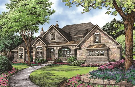 Curls and Cottages: House Plans