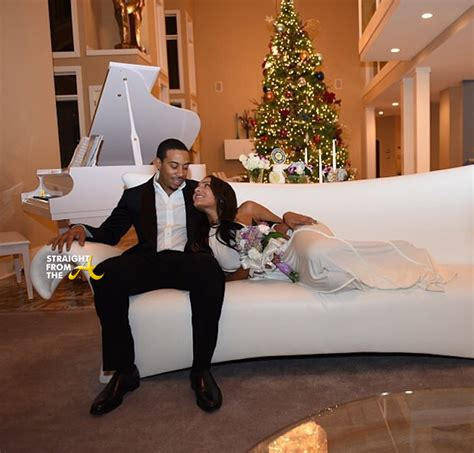 just married ludacris surprises eudoxie with one day wedding from the a