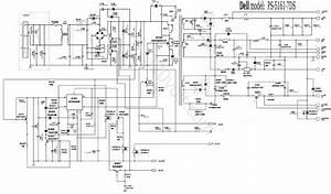 2sk2654 uc3845 dell ps5161 7ds elektronik devreler projeler With tharks 300w smps