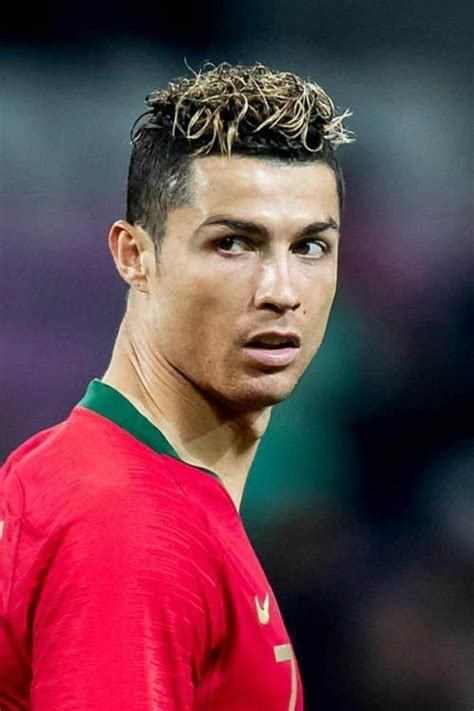 ultimate collection    cristiano ronaldo haircut ideas