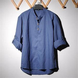 Men's Shirts ,Free Shipping Loose Big Size Cool Stand ...