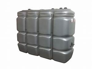 Cuve Fioul Double Paroi : cuve 2000 litres double paroi en polyethylene thermobile ~ Nature-et-papiers.com Idées de Décoration