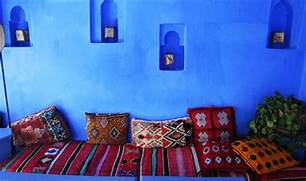 Home Decorating Designs by Gallery For Blue Moroccan Bedroom