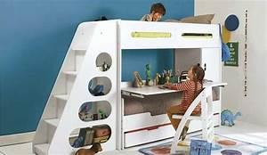 Petite Chambre Ado : bureau d 39 enfant et ado de 2 15 ans pour petite chambre ~ Mglfilm.com Idées de Décoration