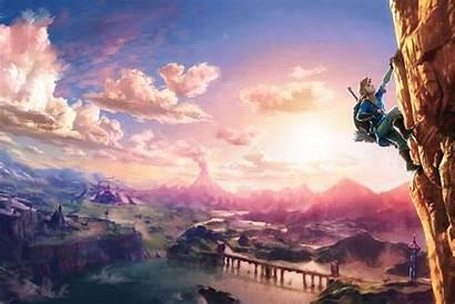 Zelda Breath Wild Legend Mobile Wallpapers