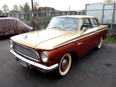 1962 Rambler American walk around - YouTube