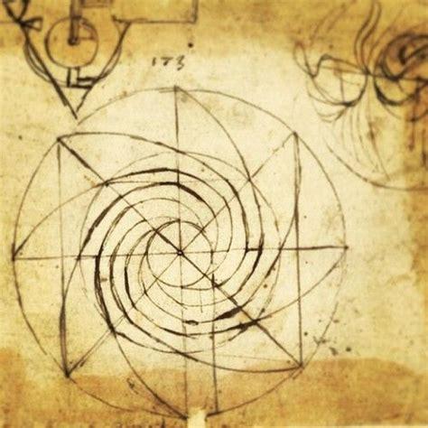illusion   squareleonardo da vinci drawing sketch