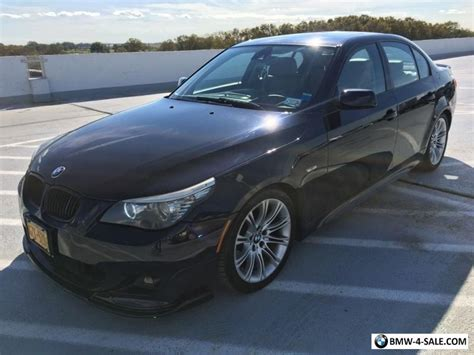 2008 Bmw 5-series 550i For Sale In United States