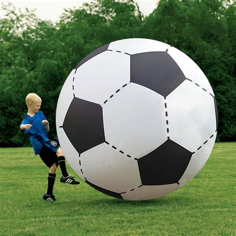 football toys 130cm inflated outbdoor sport toys children