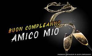 Auguri Di Buon Compleanno Buon Compleanno AMICO MIO