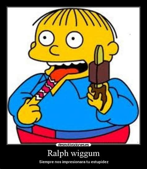 Ralph Wiggum Quotes Best Ralph Wiggum Quotes Quotesgram