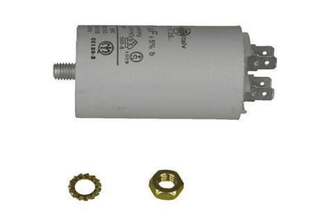 condensateur 16mf lave s 233 che linge universel interfilter 0000366