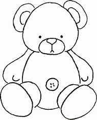 best teddy bear template ideas and images on bing find what you