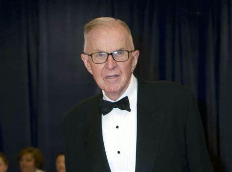 John McLaughlin, host of confrontational TV show, dead at ...