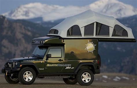earthroamer xv jp wheels  fortune  awesome rvs