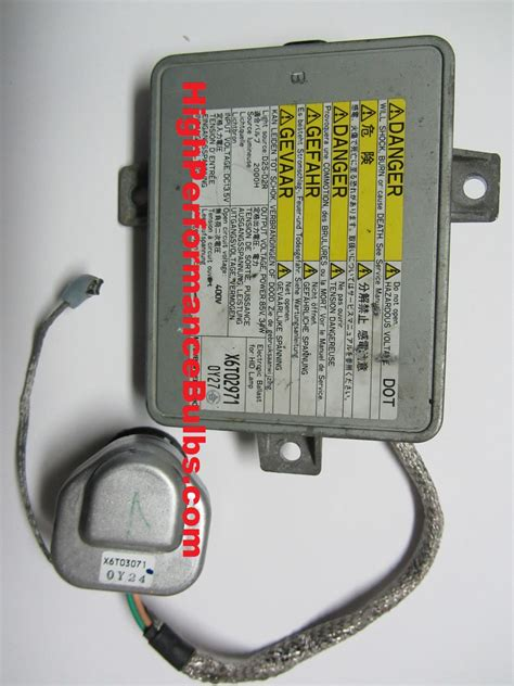 acura tl tsx oem factory ballast for 2002 2003 2004