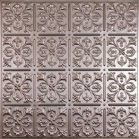 ceilume ceiling tiles home depot fleur de lis tin ceiling tiles